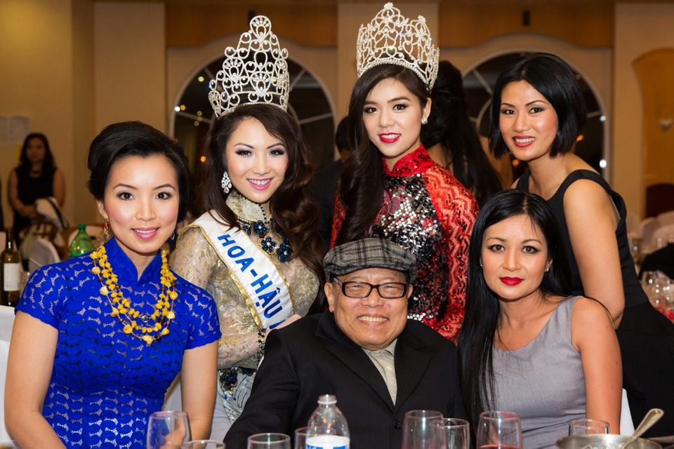 Coronation of Miss Vietnam of Northern California 2014 and Court - Image 065