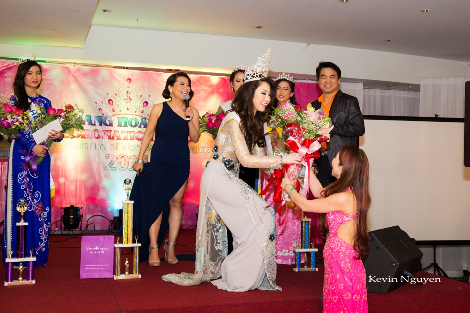 Coronation of Miss Vietnam of Northern California 2014 and Court - Image 066
