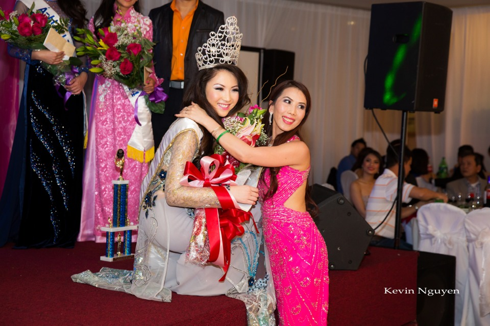 Coronation of Miss Vietnam of Northern California 2014 and Court - Image 067