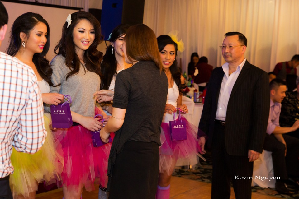 Coronation of Miss Vietnam of Northern California 2014 and Court - Image 078