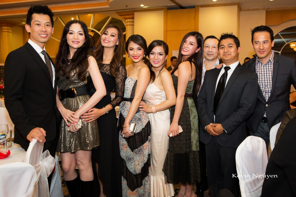 Coronation of Miss Vietnam of Northern California 2014 and Court - Image 081