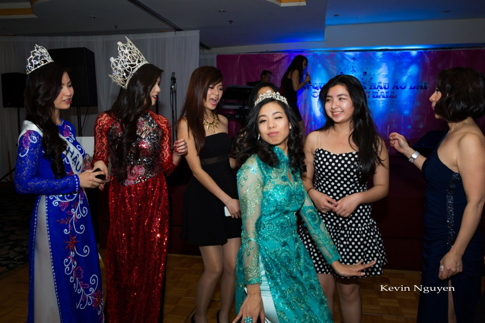 Coronation of Miss Vietnam of Northern California 2014 and Court - Image 100