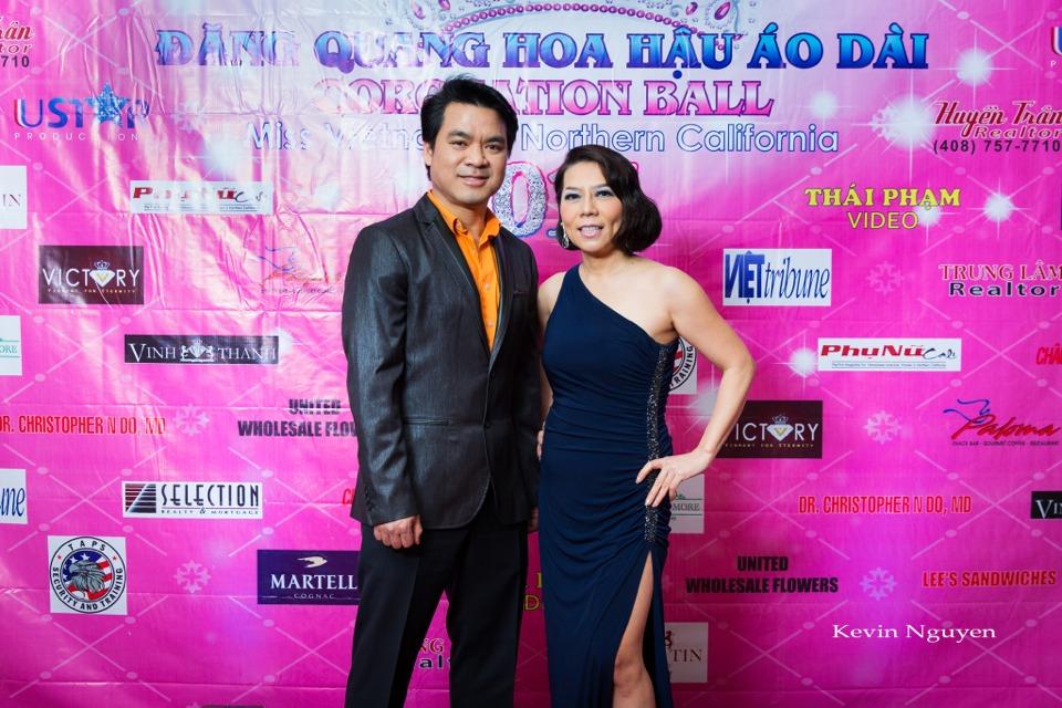 The Guests at the Coronation of Hoa Hau Ao Dai Bac Cali 2014 and Court - Image 010