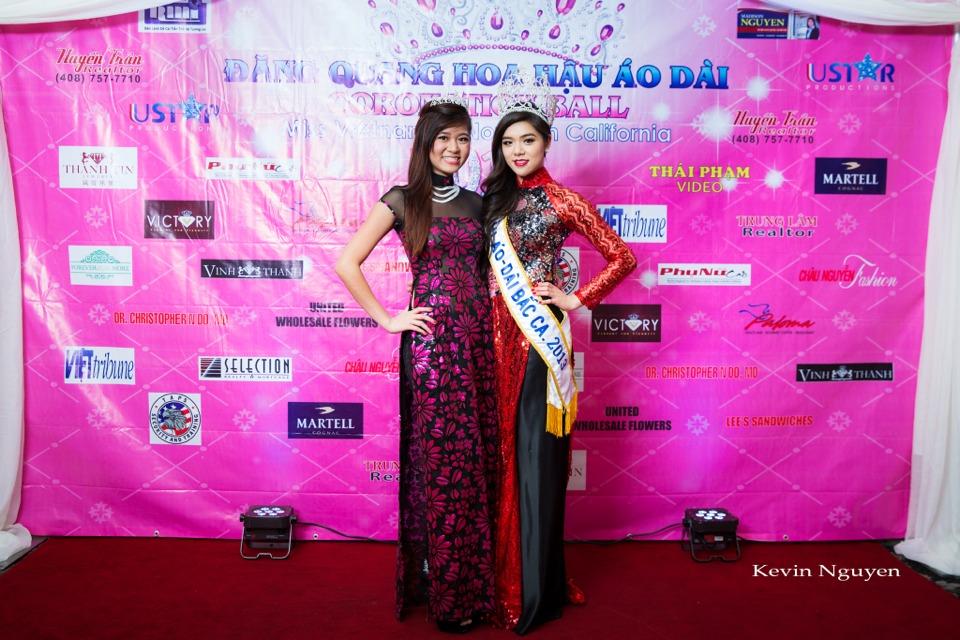 The Guests at the Coronation of Hoa Hau Ao Dai Bac Cali 2014 and Court - Image 011
