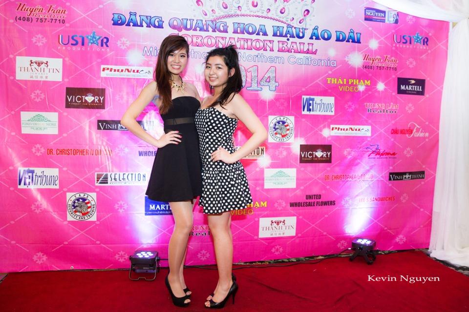 The Guests at the Coronation of Hoa Hau Ao Dai Bac Cali 2014 and Court - Image 012