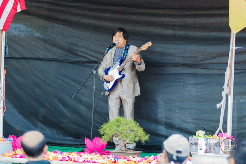 Outdoor Concert & Candlelight Vigil For Nepal Earthquake Relief 2015 - Image 027