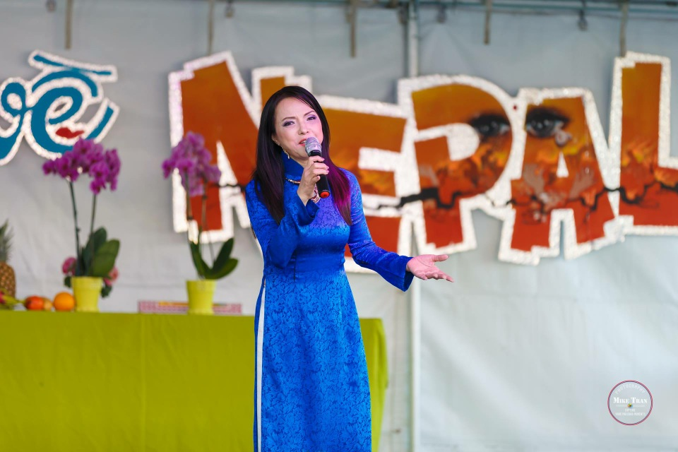 Outdoor Concert & Candlelight Vigil For Nepal Earthquake Relief 2015 - Image 036