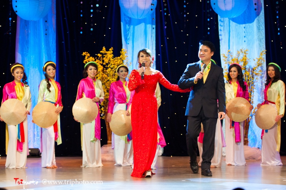 Hoa-Hau Ao-Dai Bac Cali 2011 - Miss Vietnam of Northern California - Pageant Day 2011 - Image 005