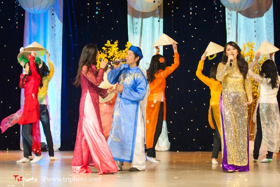 Hoa-Hau Ao-Dai Bac Cali 2011 - Miss Vietnam of Northern California - Pageant Day 2011 - Image 007