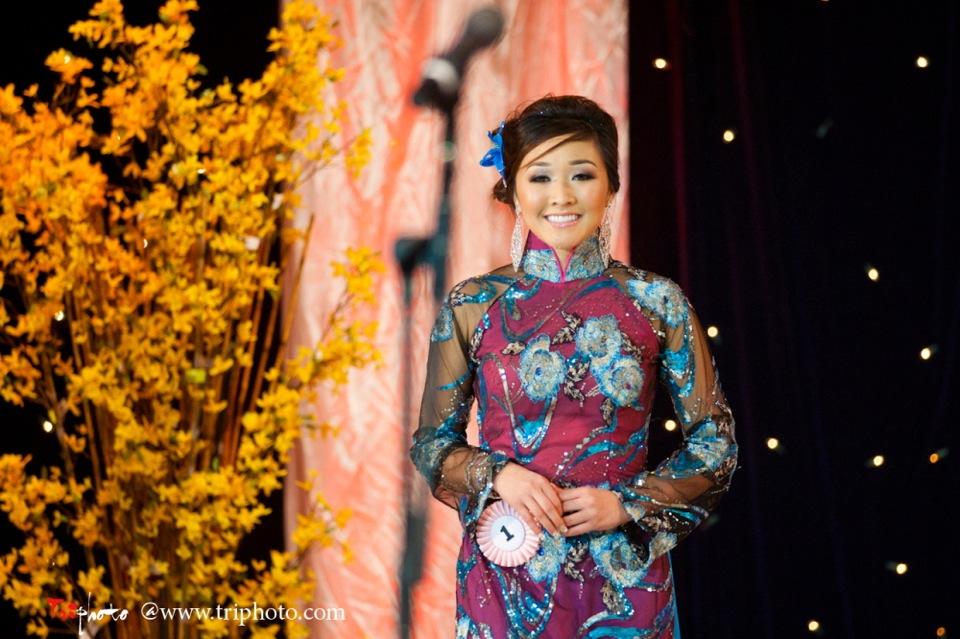 Hoa-Hau Ao-Dai Bac Cali 2011 - Miss Vietnam of Northern California - Pageant Day 2011 - Image 011