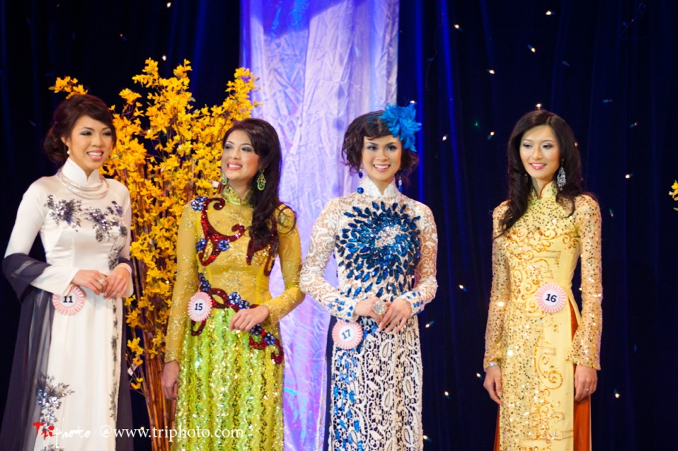 Hoa-Hau Ao-Dai Bac Cali 2011 - Miss Vietnam of Northern California - Pageant Day 2011 - Image 012