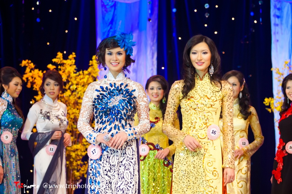 Hoa-Hau Ao-Dai Bac Cali 2011 - Miss Vietnam of Northern California - Pageant Day 2011 - Image 013