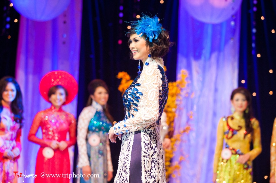 Hoa-Hau Ao-Dai Bac Cali 2011 - Miss Vietnam of Northern California - Pageant Day 2011 - Image 014
