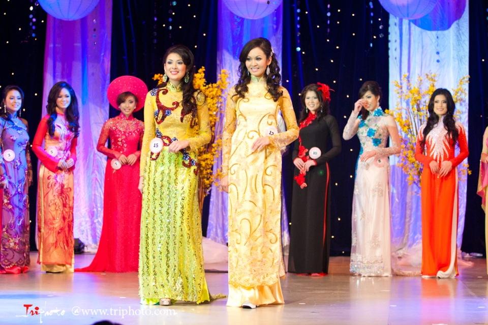 Hoa-Hau Ao-Dai Bac Cali 2011 - Miss Vietnam of Northern California - Pageant Day 2011 - Image 015