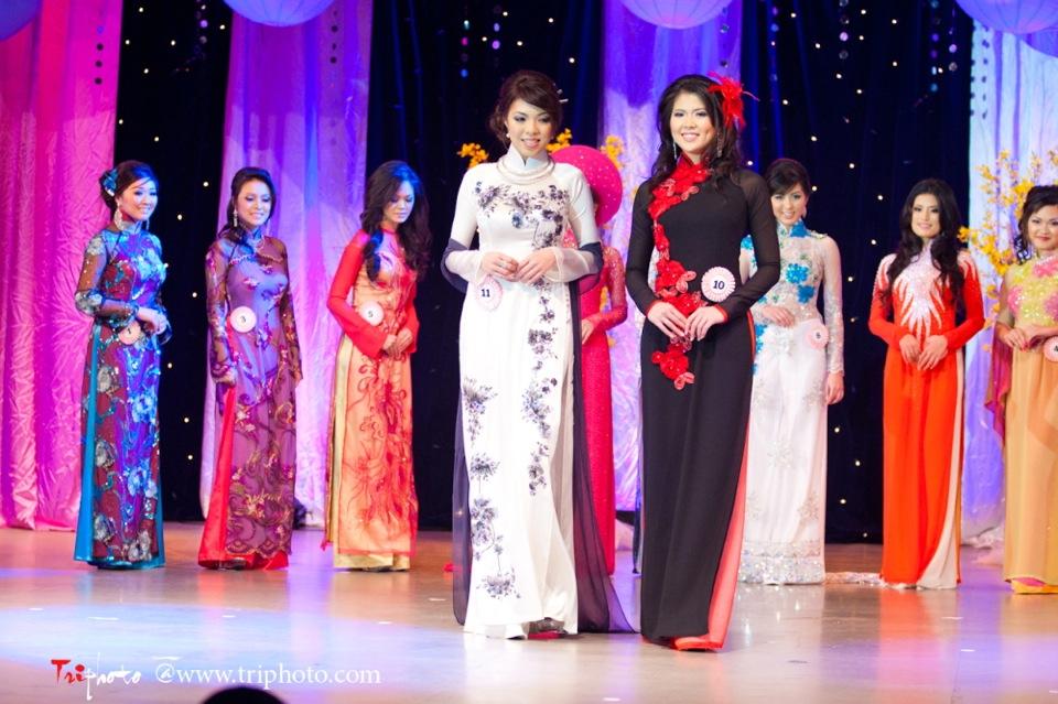 Hoa-Hau Ao-Dai Bac Cali 2011 - Miss Vietnam of Northern California - Pageant Day 2011 - Image 016