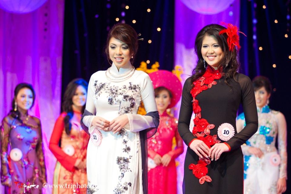 Hoa-Hau Ao-Dai Bac Cali 2011 - Miss Vietnam of Northern California - Pageant Day 2011 - Image 017
