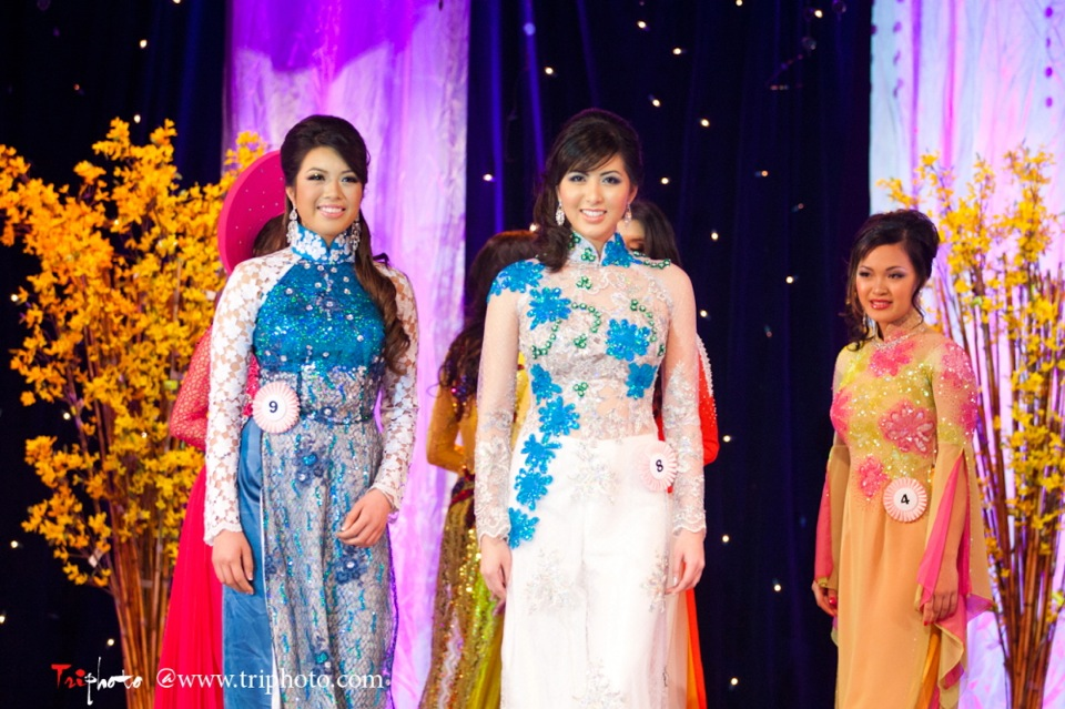 Hoa-Hau Ao-Dai Bac Cali 2011 - Miss Vietnam of Northern California - Pageant Day 2011 - Image 018