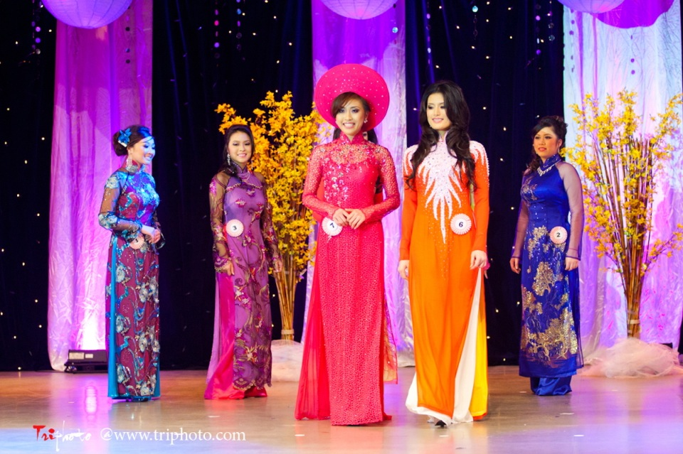 Hoa-Hau Ao-Dai Bac Cali 2011 - Miss Vietnam of Northern California - Pageant Day 2011 - Image 019