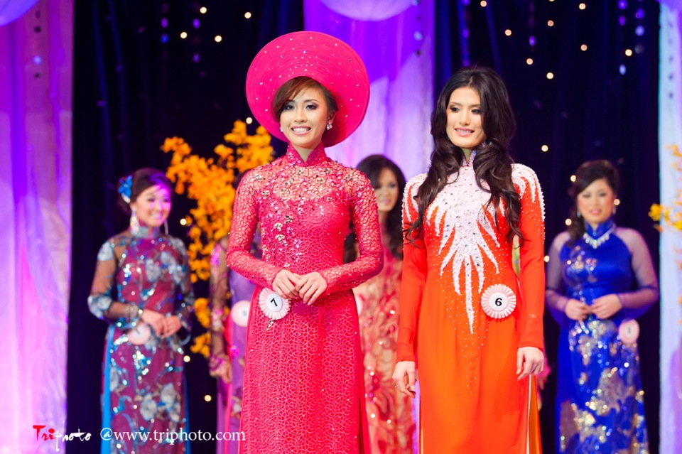 Hoa-Hau Ao-Dai Bac Cali 2011 - Miss Vietnam of Northern California - Pageant Day 2011 - Image 020