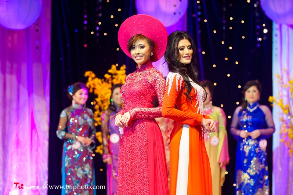 Hoa-Hau Ao-Dai Bac Cali 2011 - Miss Vietnam of Northern California - Pageant Day 2011 - Image 021
