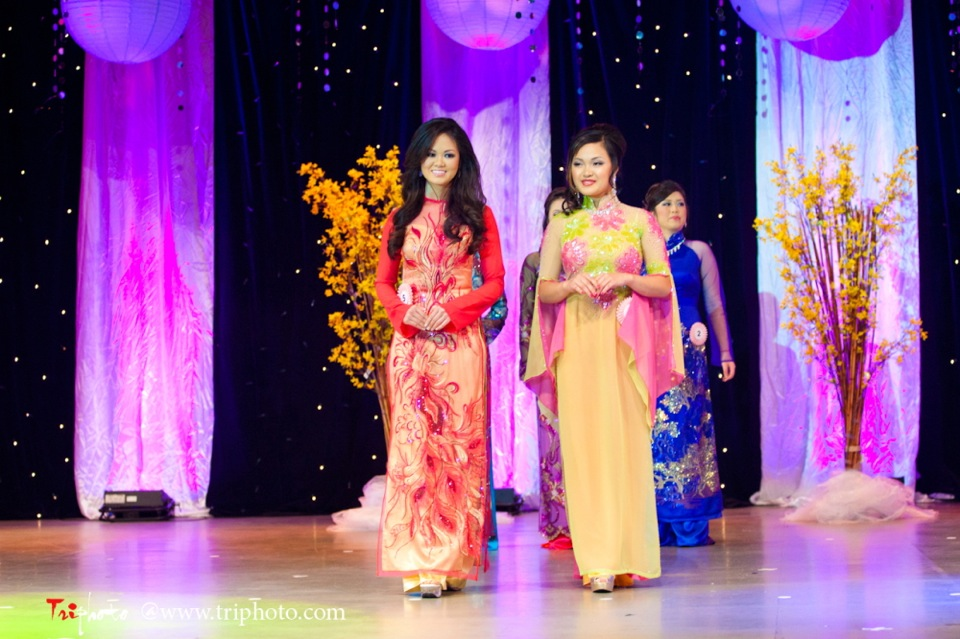 Hoa-Hau Ao-Dai Bac Cali 2011 - Miss Vietnam of Northern California - Pageant Day 2011 - Image 022