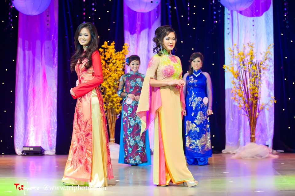 Hoa-Hau Ao-Dai Bac Cali 2011 - Miss Vietnam of Northern California - Pageant Day 2011 - Image 024