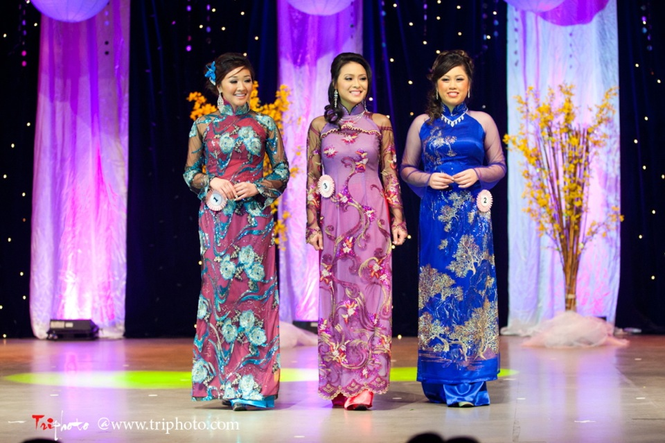Hoa-Hau Ao-Dai Bac Cali 2011 - Miss Vietnam of Northern California - Pageant Day 2011 - Image 025