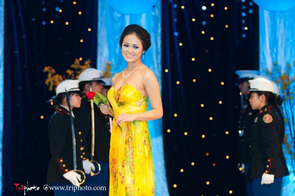 Hoa-Hau Ao-Dai Bac Cali 2011 - Miss Vietnam of Northern California - Pageant Day 2011 - Image 042