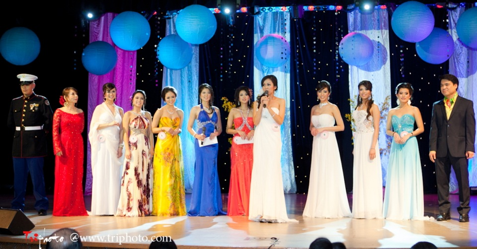 Hoa-Hau Ao-Dai Bac Cali 2011 - Miss Vietnam of Northern California - Pageant Day 2011 - Image 086