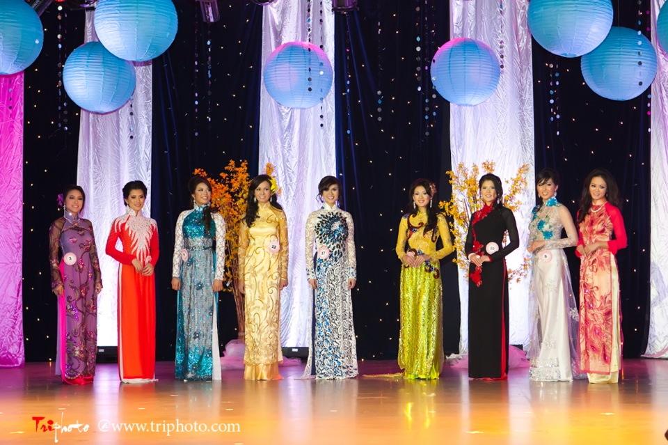 Hoa-Hau Ao-Dai Bac Cali 2011 - Miss Vietnam of Northern California - Pageant Day 2011 - Image 098