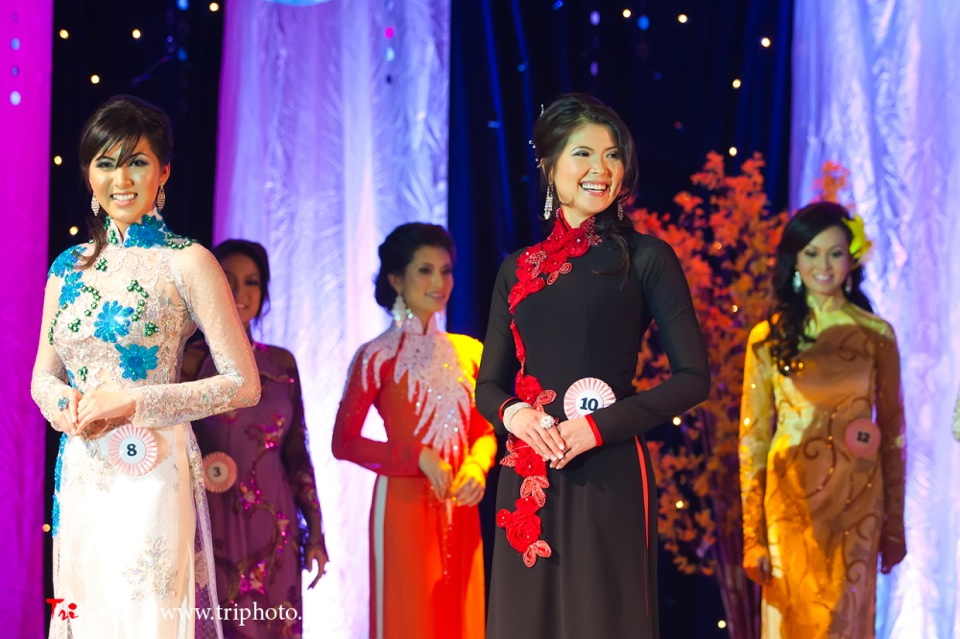 Hoa-Hau Ao-Dai Bac Cali 2011 - Miss Vietnam of Northern California - Pageant Day 2011 - Image 099