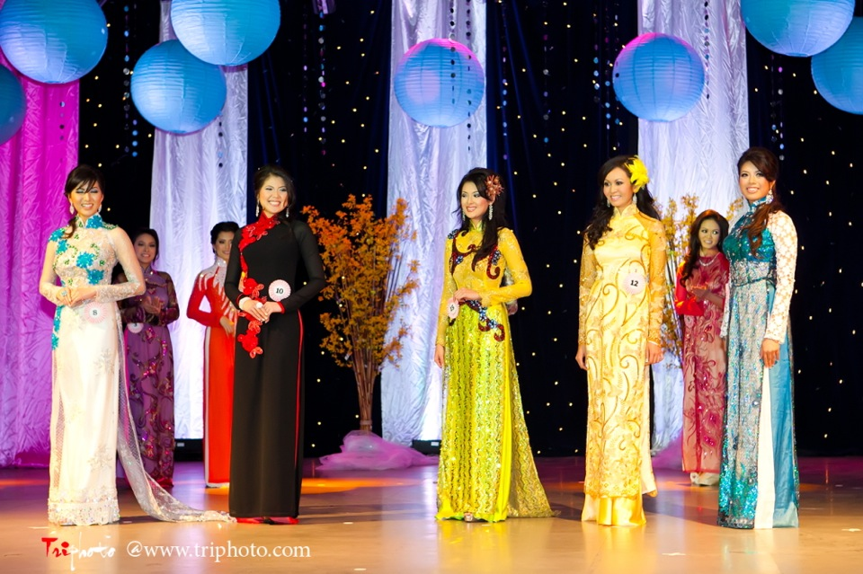 Hoa-Hau Ao-Dai Bac Cali 2011 - Miss Vietnam of Northern California - Pageant Day 2011 - Image 100