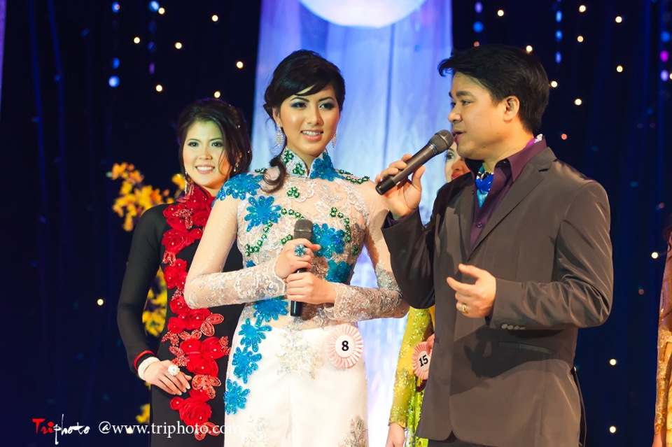 Hoa-Hau Ao-Dai Bac Cali 2011 - Miss Vietnam of Northern California - Pageant Day 2011 - Image 101