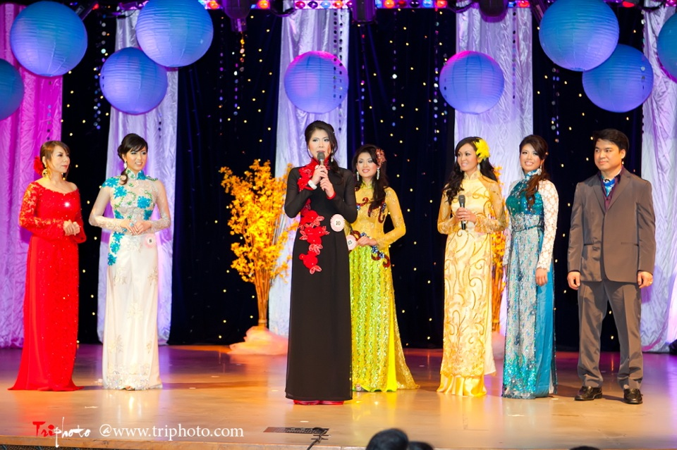 Hoa-Hau Ao-Dai Bac Cali 2011 - Miss Vietnam of Northern California - Pageant Day 2011 - Image 103