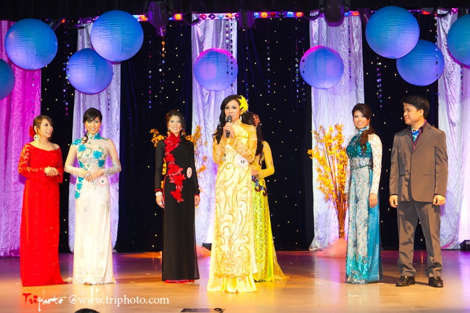 Hoa-Hau Ao-Dai Bac Cali 2011 - Miss Vietnam of Northern California - Pageant Day 2011 - Image 104