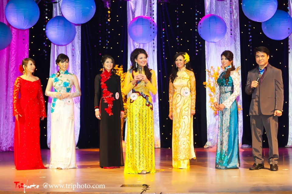 Hoa-Hau Ao-Dai Bac Cali 2011 - Miss Vietnam of Northern California - Pageant Day 2011 - Image 105