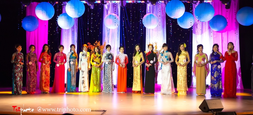 Hoa-Hau Ao-Dai Bac Cali 2011 - Miss Vietnam of Northern California - Pageant Day 2011 - Image 106