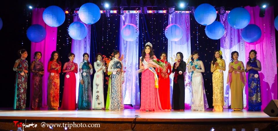 Hoa-Hau Ao-Dai Bac Cali 2011 - Miss Vietnam of Northern California - Pageant Day 2011 - Image 107