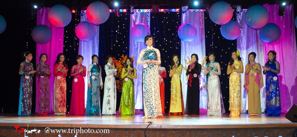 Hoa-Hau Ao-Dai Bac Cali 2011 - Miss Vietnam of Northern California - Pageant Day 2011 - Image 108