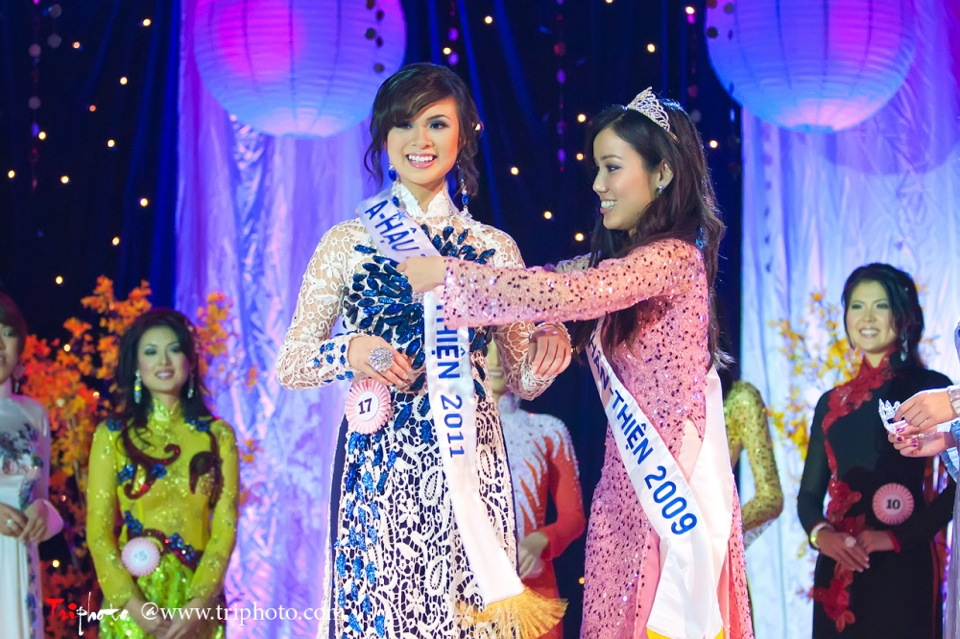 Hoa-Hau Ao-Dai Bac Cali 2011 - Miss Vietnam of Northern California - Pageant Day 2011 - Image 109