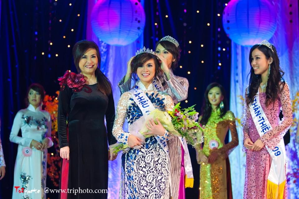 Hoa-Hau Ao-Dai Bac Cali 2011 - Miss Vietnam of Northern California - Pageant Day 2011 - Image 111