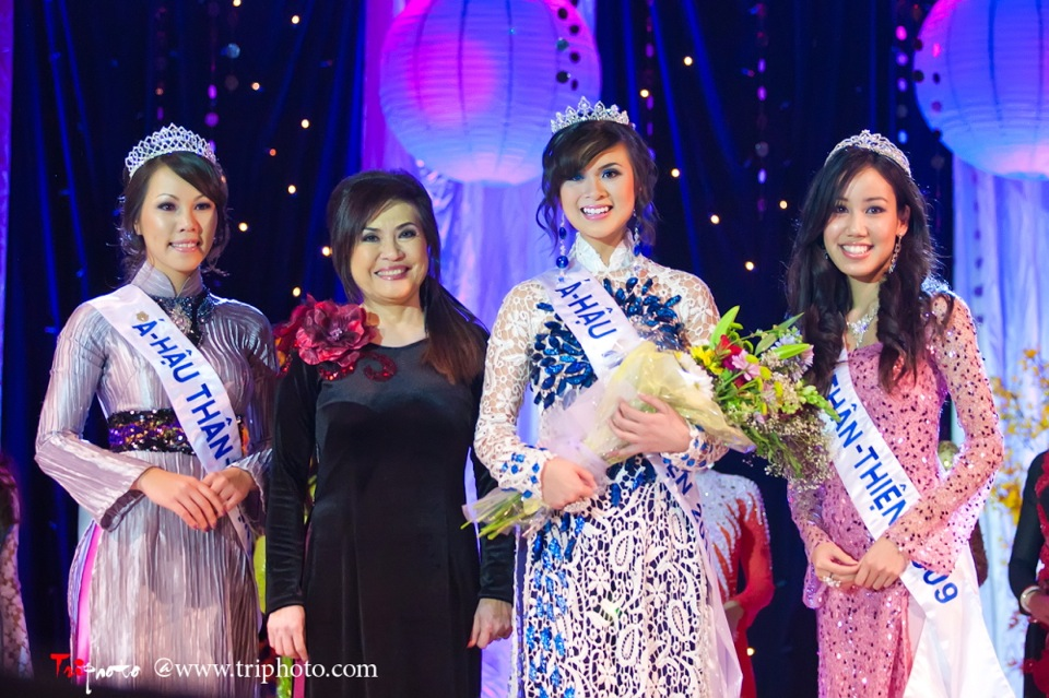 Hoa-Hau Ao-Dai Bac Cali 2011 - Miss Vietnam of Northern California - Pageant Day 2011 - Image 112