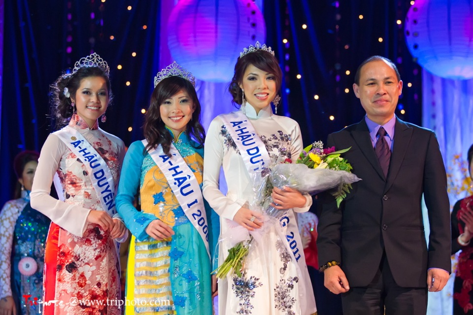 Hoa-Hau Ao-Dai Bac Cali 2011 - Miss Vietnam of Northern California - Pageant Day 2011 - Image 115