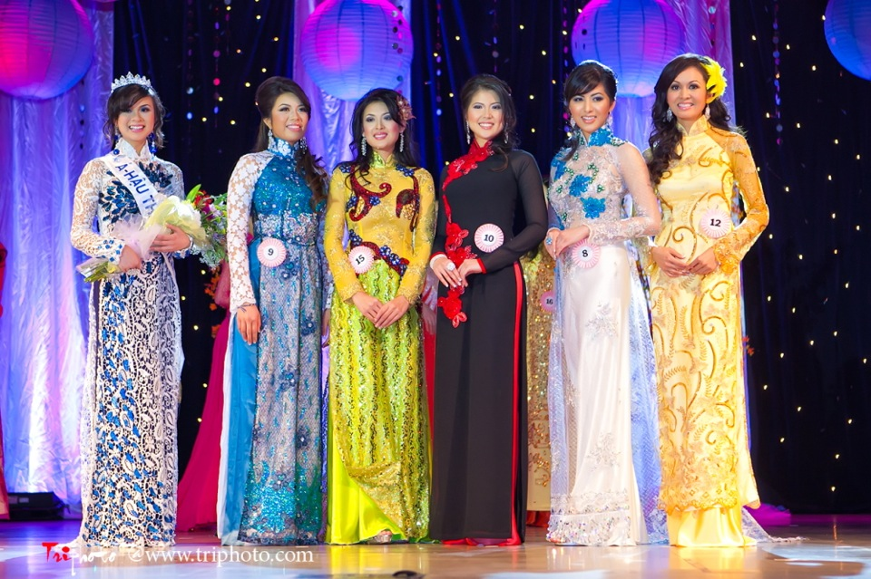 Hoa-Hau Ao-Dai Bac Cali 2011 - Miss Vietnam of Northern California - Pageant Day 2011 - Image 116