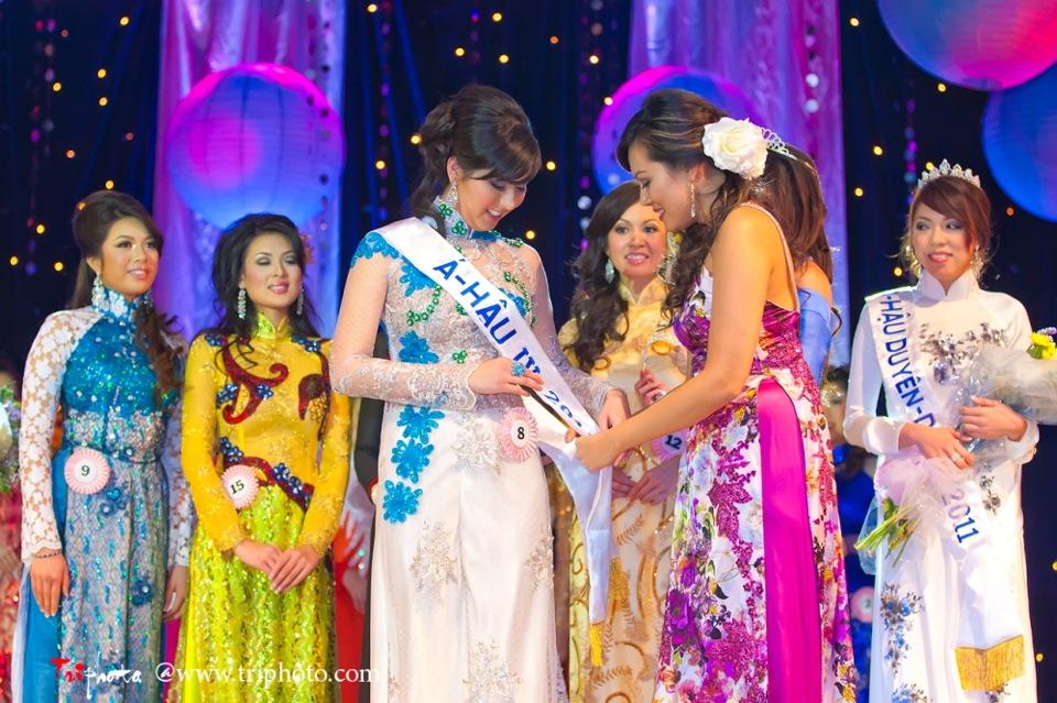 Hoa-Hau Ao-Dai Bac Cali 2011 - Miss Vietnam of Northern California - Pageant Day 2011 - Image 117