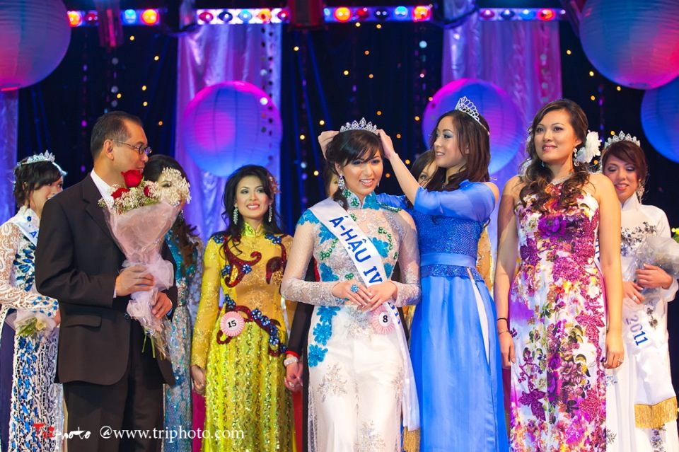 Hoa-Hau Ao-Dai Bac Cali 2011 - Miss Vietnam of Northern California - Pageant Day 2011 - Image 118