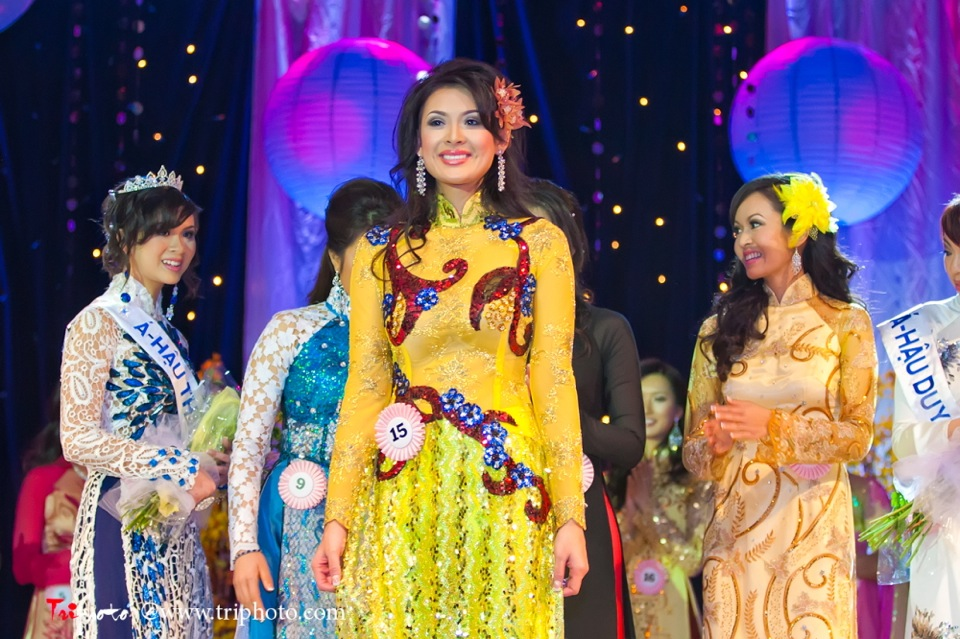 Hoa-Hau Ao-Dai Bac Cali 2011 - Miss Vietnam of Northern California - Pageant Day 2011 - Image 120