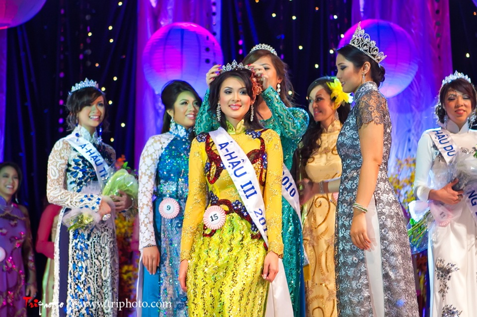 Hoa-Hau Ao-Dai Bac Cali 2011 - Miss Vietnam of Northern California - Pageant Day 2011 - Image 121