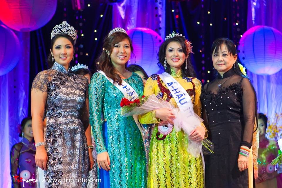 Hoa-Hau Ao-Dai Bac Cali 2011 - Miss Vietnam of Northern California - Pageant Day 2011 - Image 122