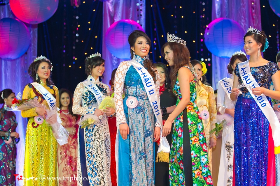 Hoa-Hau Ao-Dai Bac Cali 2011 - Miss Vietnam of Northern California - Pageant Day 2011 - Image 123